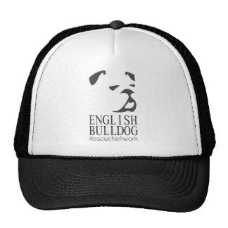 Rescate inglés del dogo gorras