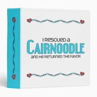 Rescaté un diseño de la adopción del perro de Cair
