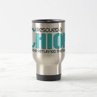 Rescaté un diseño (femenino) de la adopción del taza de viaje