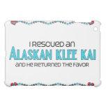Rescaté un Klee de Alaska Kai (el perro masculino)