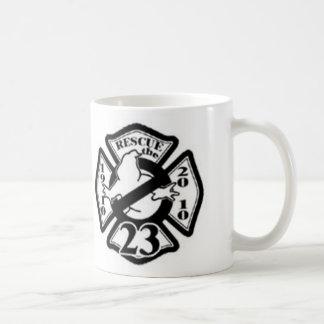 rescue23 coffee mug