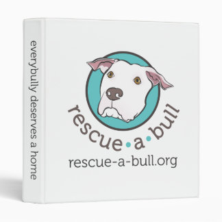 Rescue-a-bull Binder/album Binder