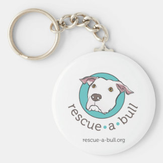 rescue-a-bull keychain