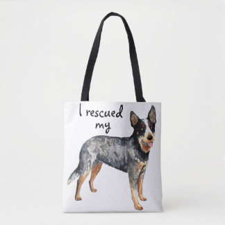 Rescue ACD Tote Bag