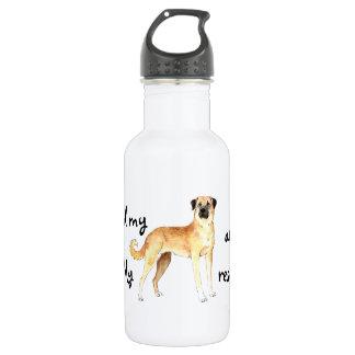 Rescue Anatolian Shepherd Dog Stainless Steel Water Bottle