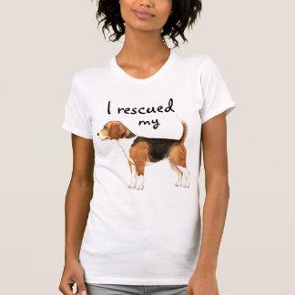 Rescue Beagle Shirt