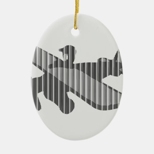 Rescue By Air Ceramic Ornament