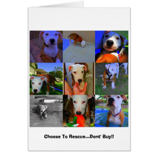 Rescue Cards.. Card