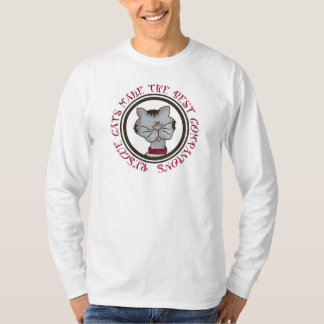 Rescue Cats Make The Best Companions T-Shirt