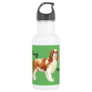 Rescue Cavalier Stainless Steel Water Bottle
