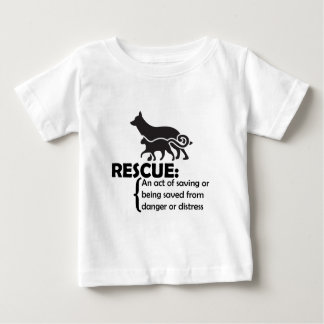 Rescue Definition Baby T-Shirt