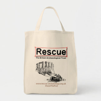 Rescue design products tote bag