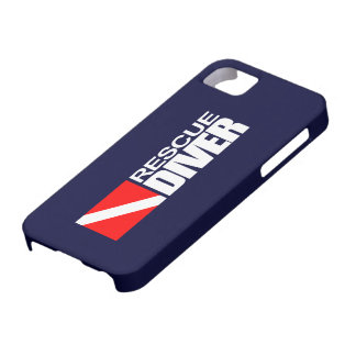 Rescue Diver 4 iPhone SE/5/5s Case