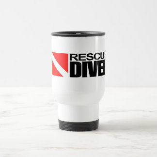 Rescue Diver 4 Travel Mug