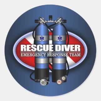 Rescue Diver (ST) Sticker