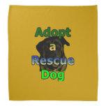 Rescue Dog Bandana