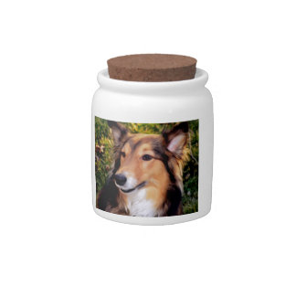 Rescue Dog Candy Dish