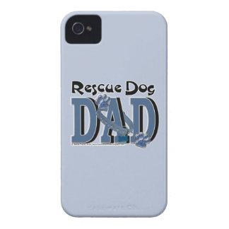 Rescue Dog DAD iPhone 4 Case