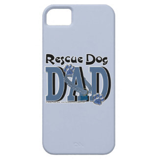 Rescue Dog DAD iPhone SE/5/5s Case