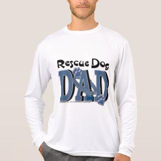 Rescue Dog DAD Tees