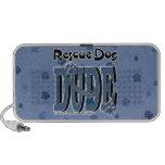 Rescue Dog DUDE Mini Speakers