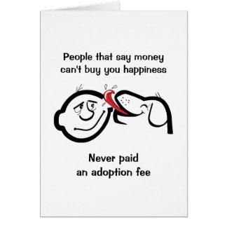 Adoption greeting cards m4hsunfo