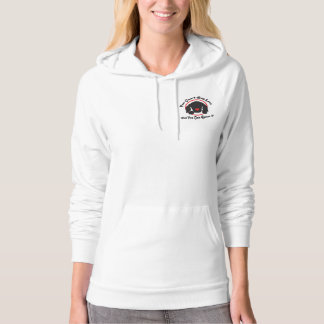 Rescue Dog Love Hoodie
