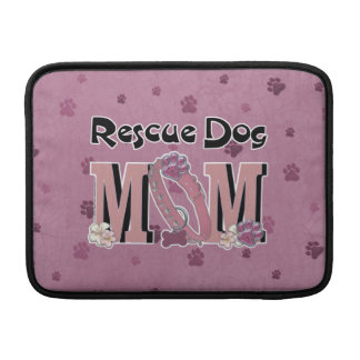 Rescue Dog MOM Sleeve For MacBook Air