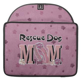 Rescue Dog MOM Sleeve For MacBooks