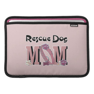 Rescue Dog MOM Sleeves For MacBook Air
