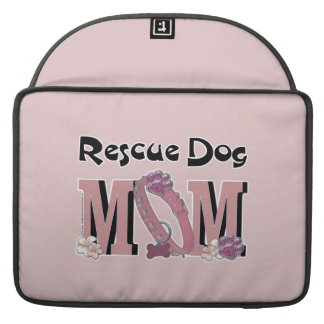 Rescue Dog MOM Sleeves For MacBook Pro