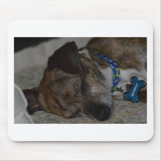 RESCUE DOG MOUSE PAD