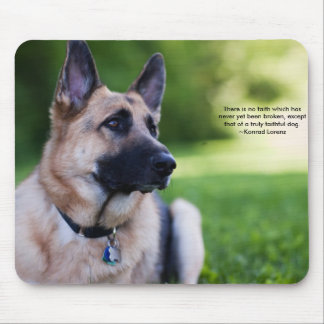 Rescue Dog Mousepads