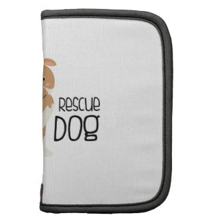 Rescue Dog Folio Planners