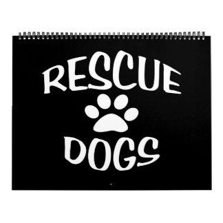 Rescue Dogs Calendar