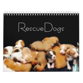 Rescue Dogs II Calendar