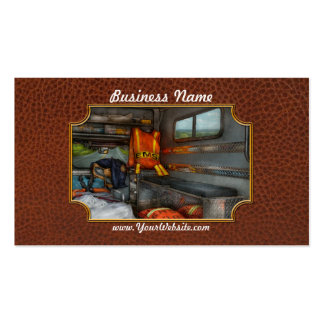 Rescue - Emergency Squad Business Card Templates