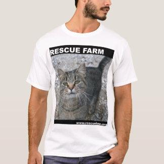 Rescue Farm Cat T-Shirt