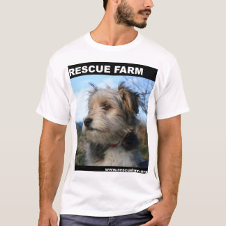 Rescue Farm Dog T-Shirt