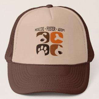 Rescue Foster Adopt Trucker Hat