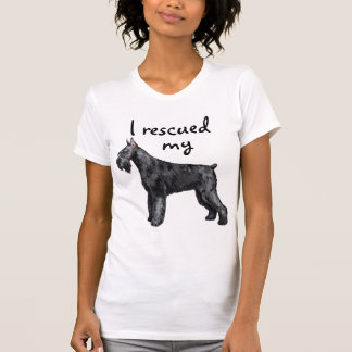 Rescue Giant Schnauzer T-Shirt