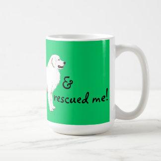Rescue Great Pyrenees Coffee Mug