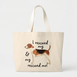 Rescue Harrier Large Tote Bag