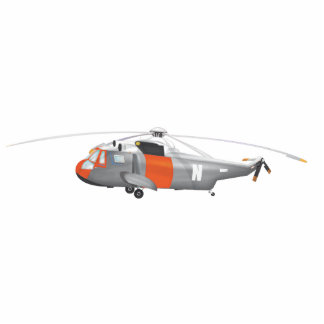 rescue helicopter acrylic cut outs