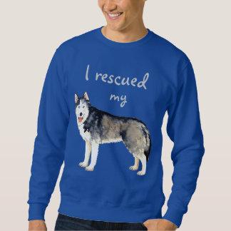 Rescue Husky Sweatshirt