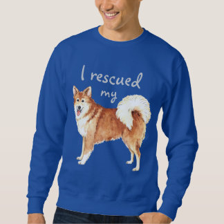 Rescue Icelandic Sheepdog Sweatshirt