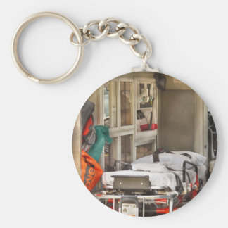 Rescue - Inside the Ambulance Keychain