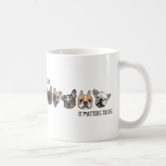 Rescue - It Matters To Us Classic White Coffee Mug