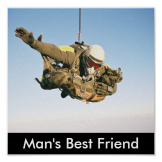 Rescue Jumpers, Man's Best Friend Poster