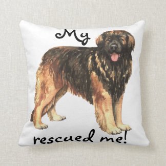 Rescue Leonberger Pillows